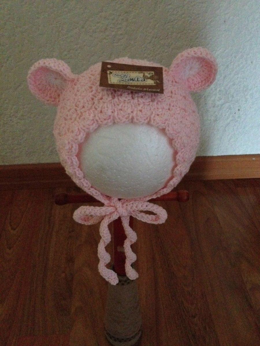 4e22887cecf14 gorro bebe tejido niño niña accesorio fotografia babyshower. Cargando zoom.