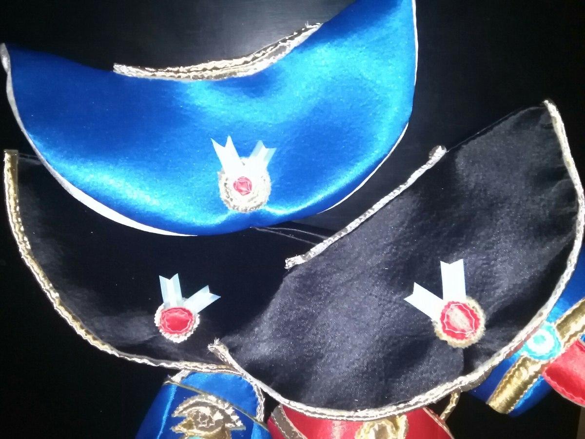 gorro bicornio manuel belgrano san martín soldados. Cargando zoom. 3859117041a