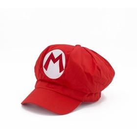 Gorro Boina Diseño Mario Bros.