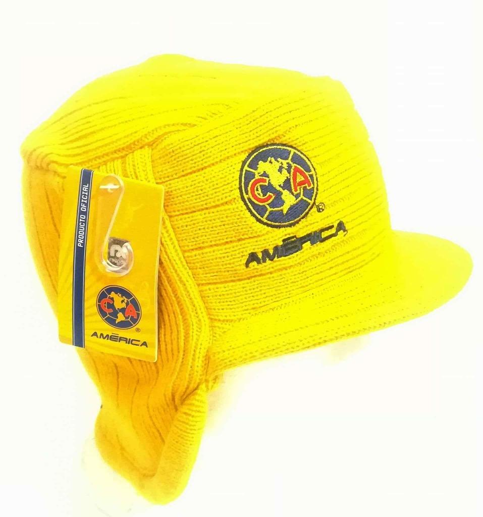 7e414537f00 gorro bonete beanie oficial club américa águilas boame01. Cargando zoom.