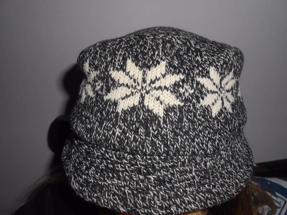 gorro chamberro en lana gruesa excelente calidad y diseño. Cargando zoom. ab72cded4ef