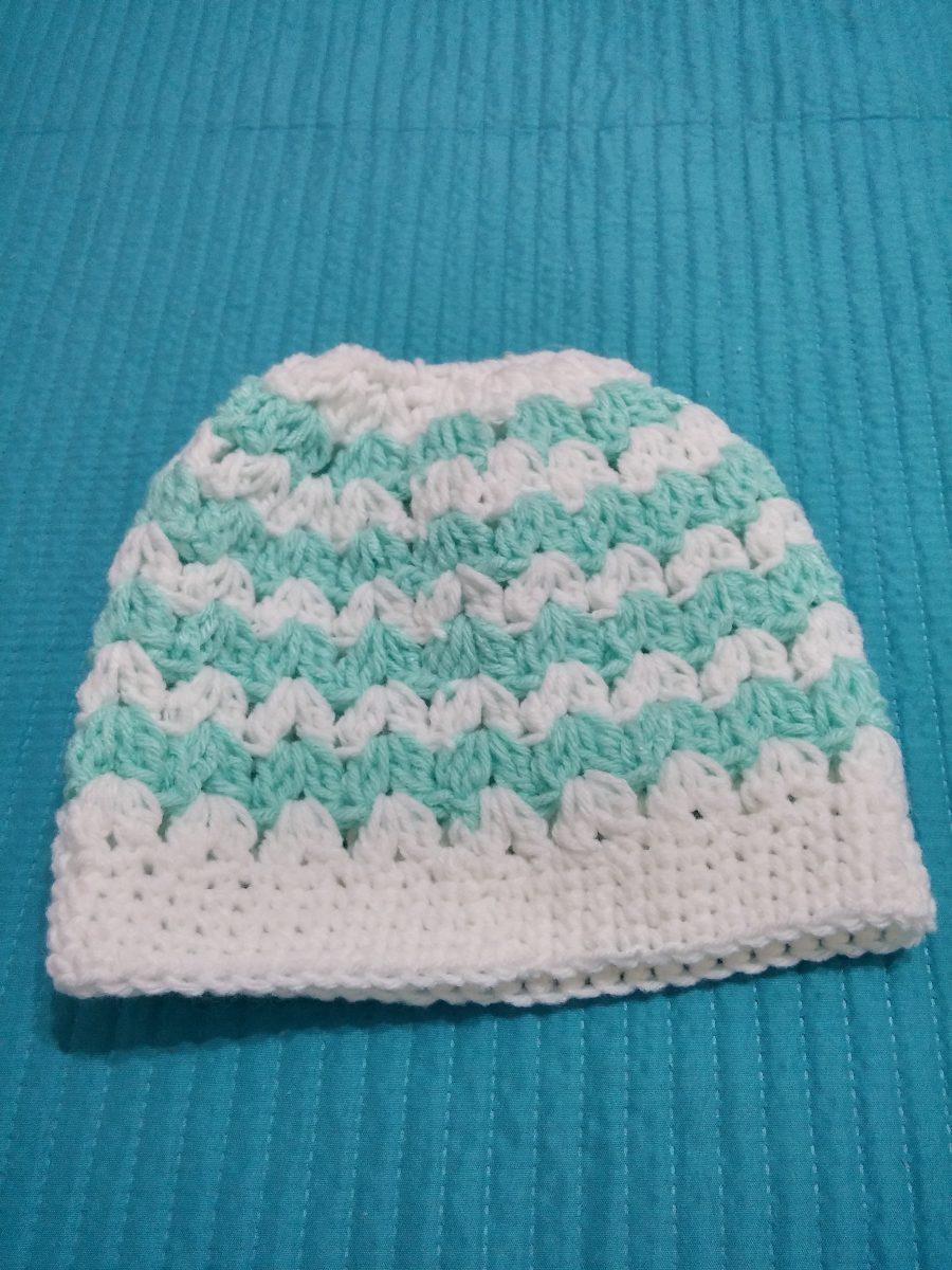 gorro coletero para nena tejido crochet. Cargando zoom. e56175a2abe