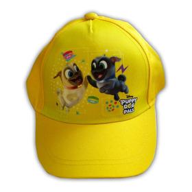 Gorro Con Visera Para Niños Puppy Dog - Disney