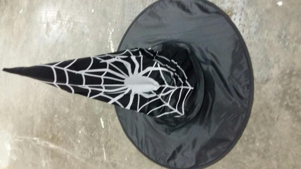 gorro de bruja con tela de araña. Cargando zoom. 1f3d660be15