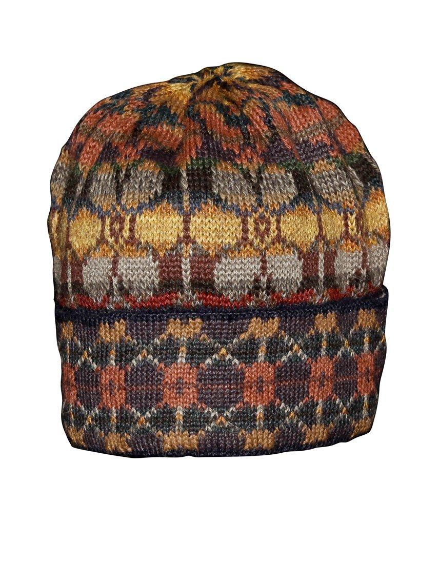 gorro de lana de alpaca tejido mundo invisible invierno tej. Cargando zoom. 6437c6998c5