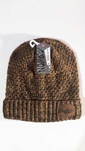 gorro de lana double aa