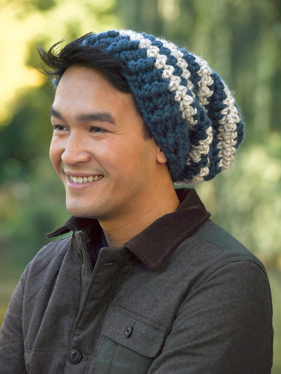 8a0949755bd8b gorro de lana hombre beanie largo invierno tejido artesanal. Cargando zoom.