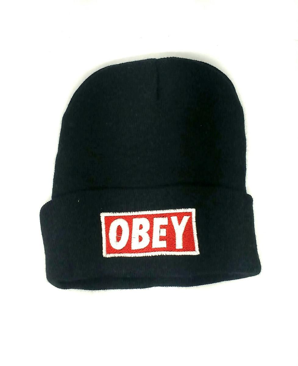 gorro de lana obey calidad premium + envío gratis. Cargando zoom. 03f980213ff