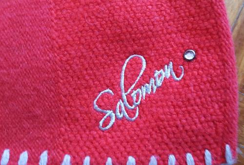 gorro de lana salomon