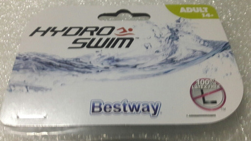 gorro de natacion bestway adultos +14