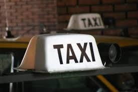 gorro  de taxi , plafón  de techo .