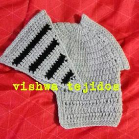 b7e16a457 Gorro Dia Del Padre. Invierno Tejido Artesanal Crochet