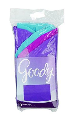 gorro ducha goody estilo esencia cuenta 3 los colores pueden