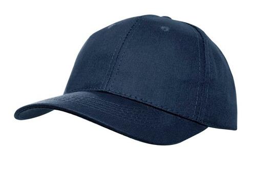 gorro gabardina azul marino