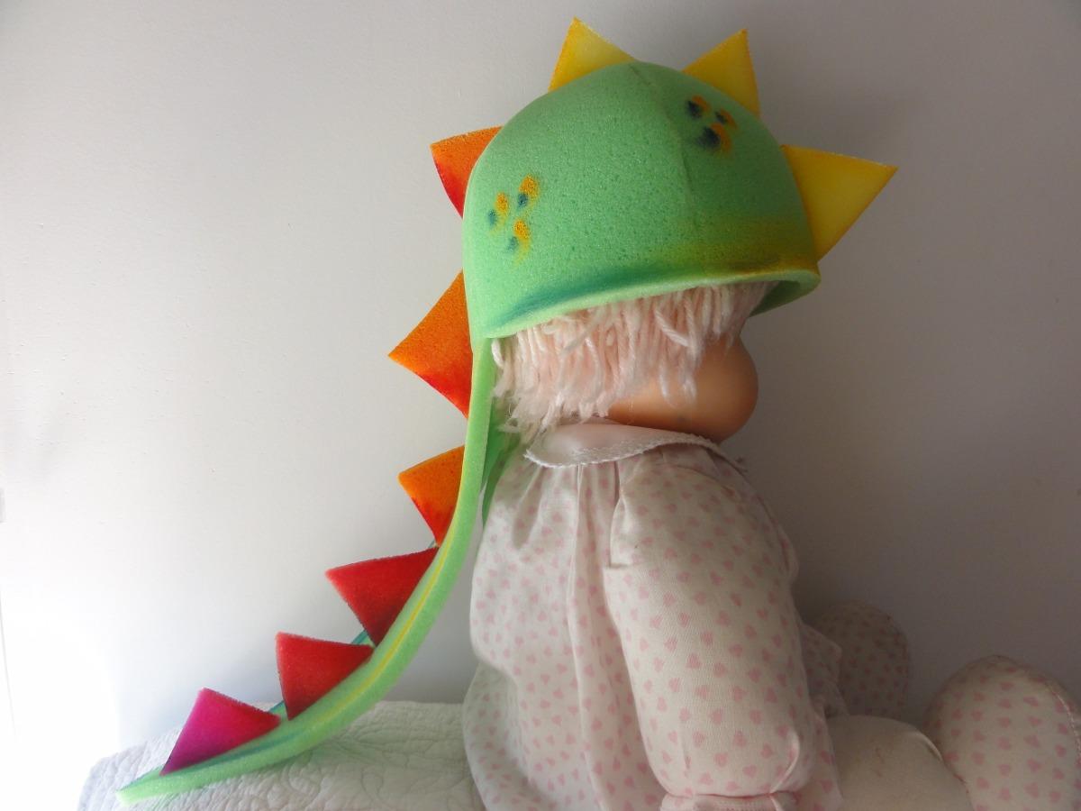 657db4fb8b327 Gorro Goma Espuma Cotillón Disfraz  Dragon (niños adultos) -   390 ...