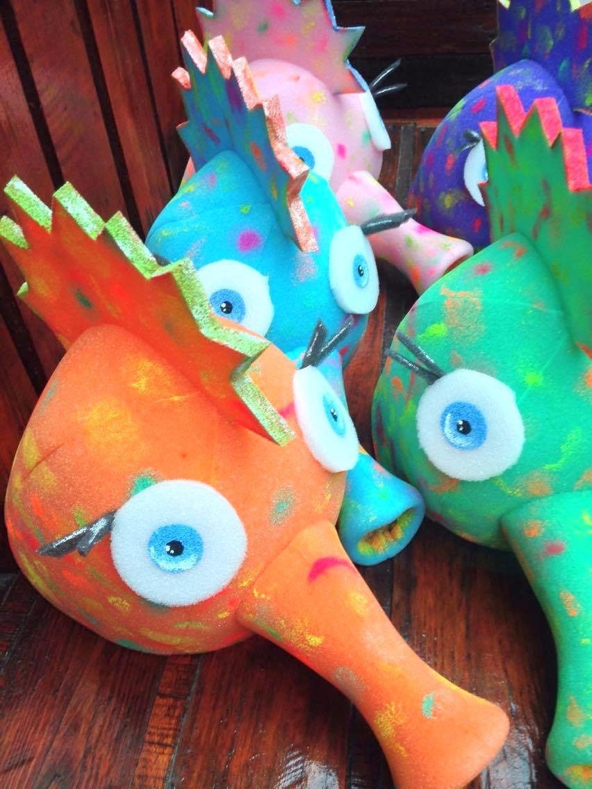 ff3b88bf3e8 Gorro hipocampo caballo de mar varios colores disfraz cargando zoom jpg  852x1136 Animales gorro el caballito