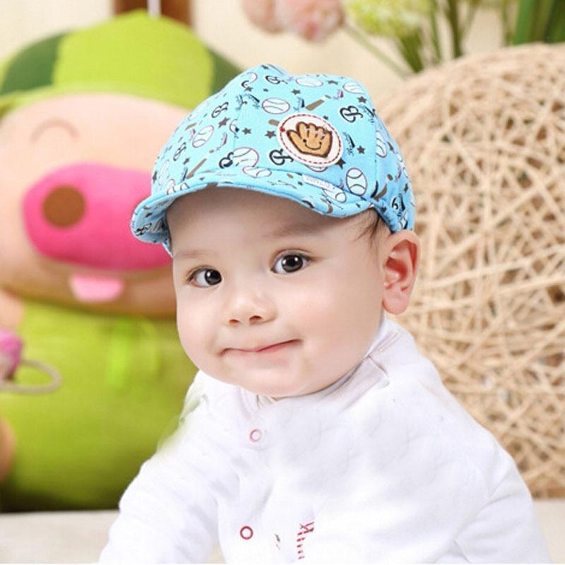 gorro jockey sombrero protección solar baseball bebés niños. Cargando zoom. f04896bd33e