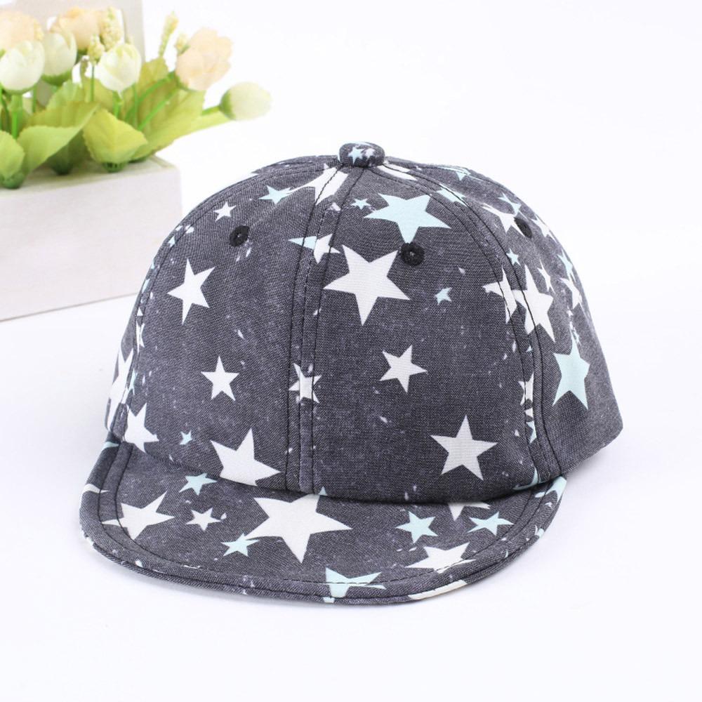 gorro jockey sombrero protección solar estrellas bebés niños. Cargando zoom. 1011fee0719