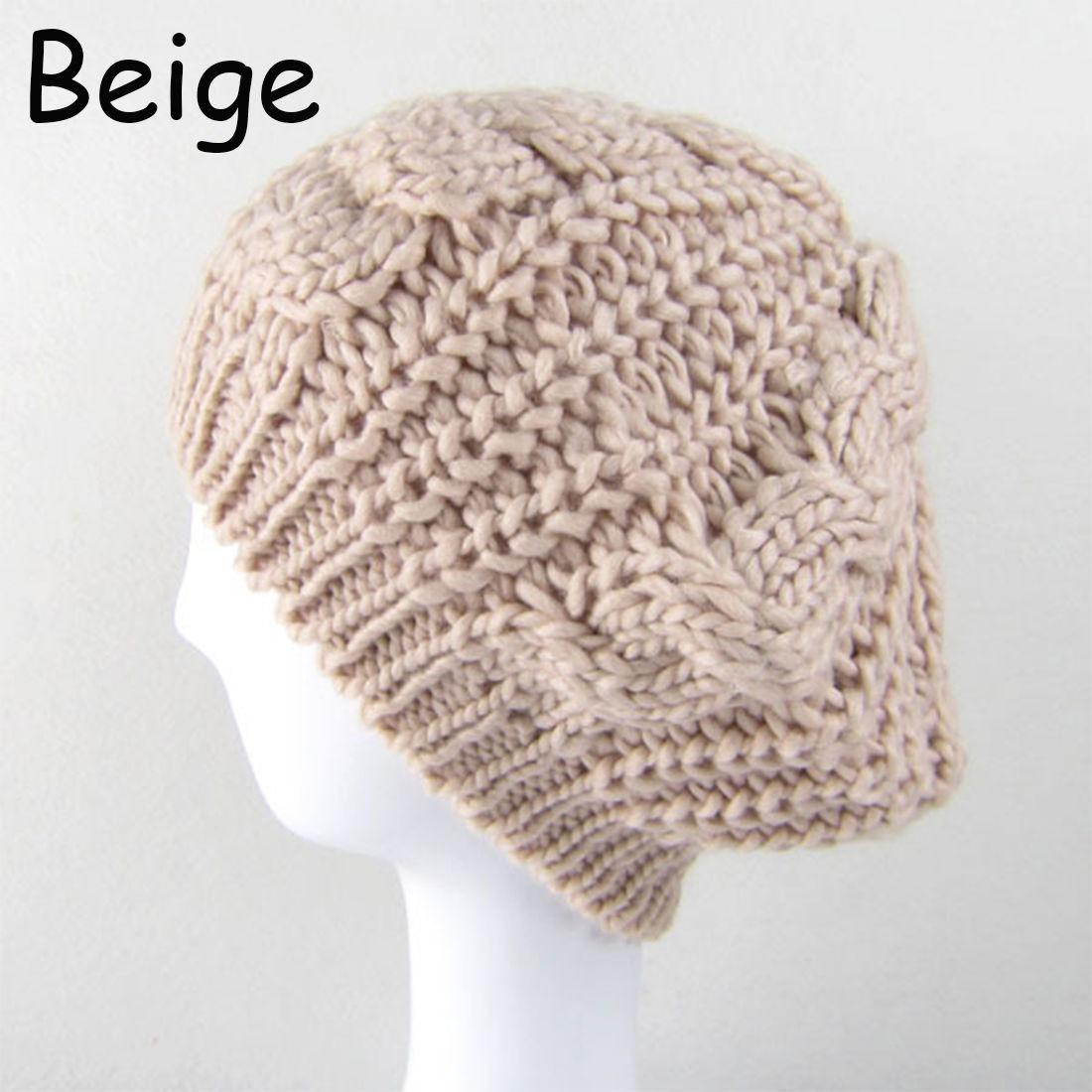 gorro lana frio invierno dama mujer varios color boina voina. Cargando zoom. 0aa53a4b2ff8