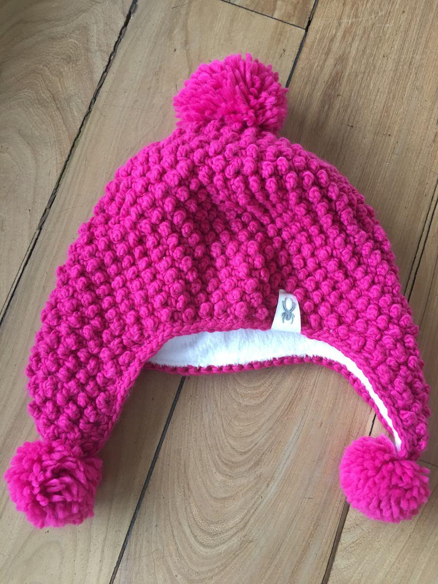 gorro lana marca spyder impecable muy poco uso. Cargando zoom. e6d629983af