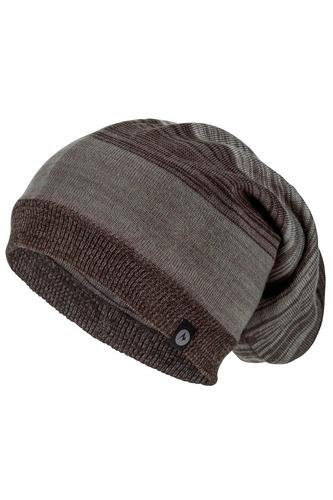 gorro lana marmot convertible slouch hat