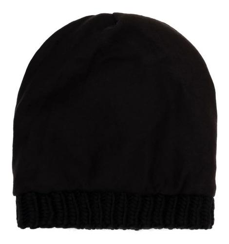 gorro lana tejido hombre mujer invernal interior de polar