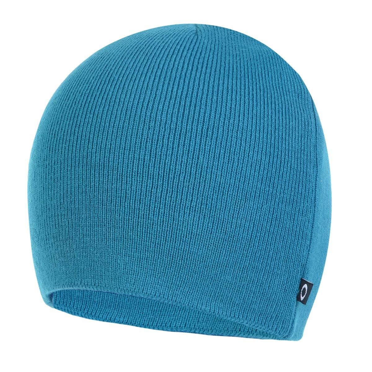 afab35a9173d6 Gorro Masculino Oakley Fine Knit Beanie Aurora Azul - R  99,90 em ...