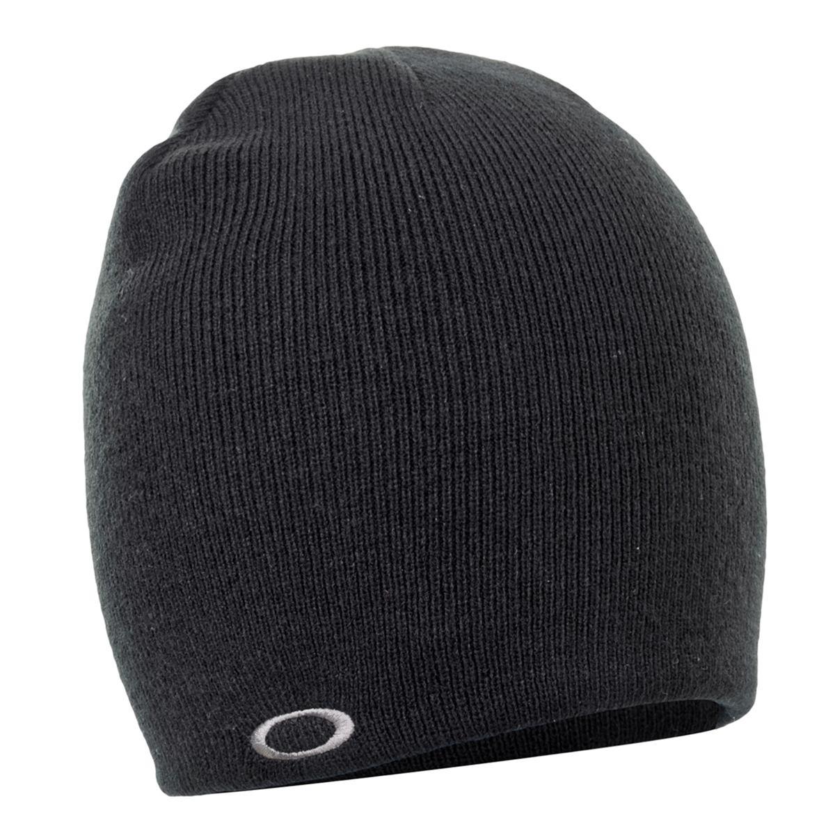 Gorro Masculino Oakley Fine Knit Beanie Preta - R  93 193fc35754b