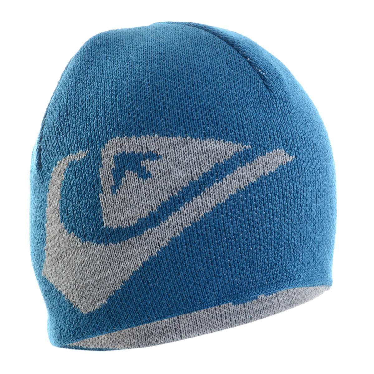 9584a328c65c7 Gorro Masculino Quiksilver Feel The Heat Dupla Face - Cor  A - R  49 ...
