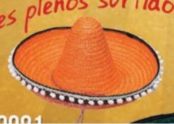 Gorro Mexicano Borlas Colores Surtidos X 12 Unidades -   3.731 f10296b0805
