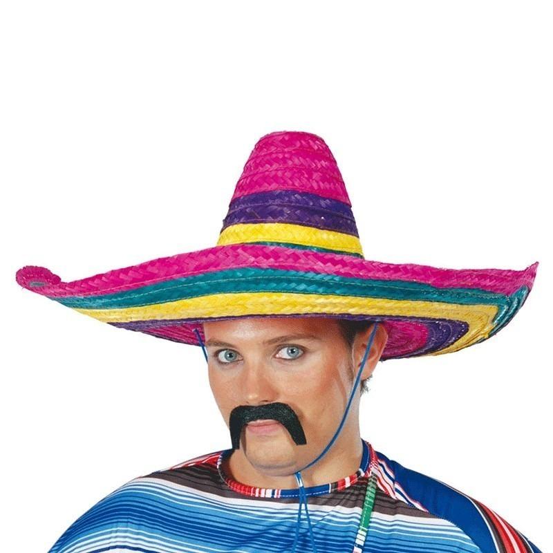 gorro mexicano con banda de colores party store cotillon. Cargando zoom. 4edf052aeb6