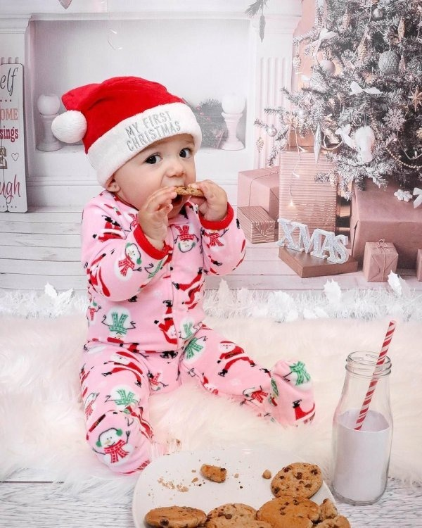 Gorro Navidad Carter`s Bebes Recien Nacido Hasta 9 Meses. -   49.000 ... 350abcb0cf3
