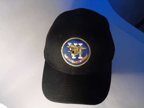 gorro negro six team 6 navy seal u s a