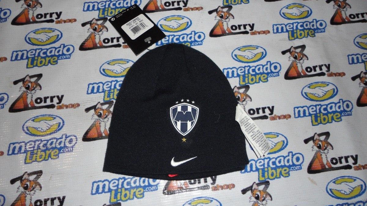 Gorro Nike De Rayados De Monterrey Doble Vista -   389.00 en Mercado ... ba89638273d