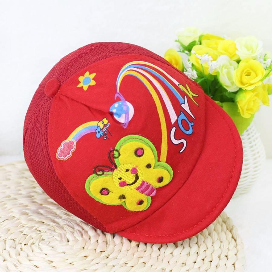 gorro niño 1 a 3 años gorra color rojo infantil bebe. Cargando zoom. 19b3e9a4e0f