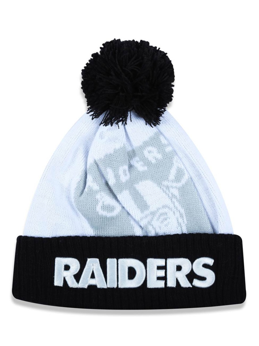 27ccfe8bfbdc7 Gorro Oakland Raiders Nfl New Era 32375 - R  149