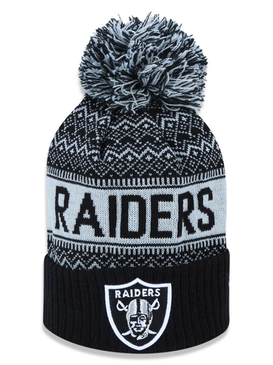 gorro oakland raiders nfl new era 41167. Carregando zoom. 4bc8d0cfbbc