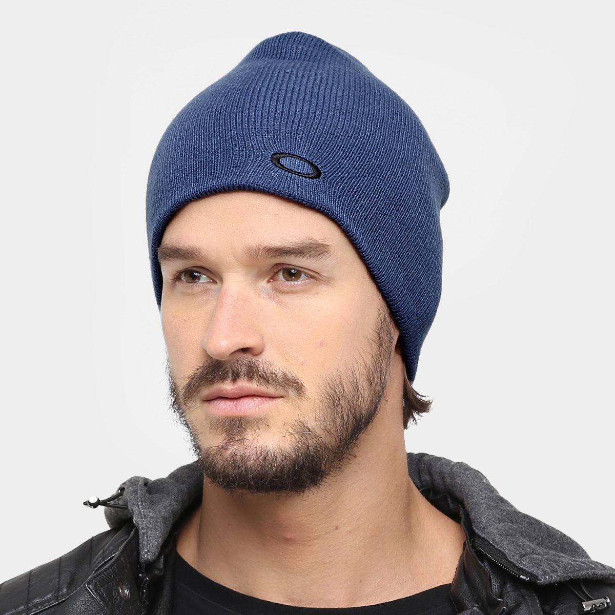 gorro oakley fine knit beanie. Carregando zoom. 714b508f635