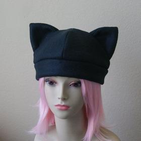 Gorro Otaku Gato Cat Varios Colores A Eleccion Te053