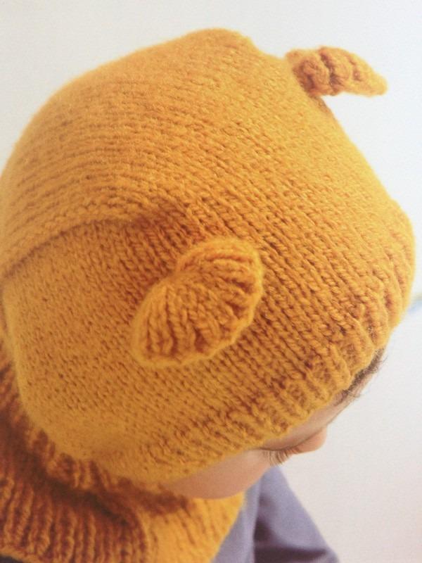 gorro capucha tejido con orejas de osito de miel para bebé. Cargando  zoom... gorro para bebé. Cargando zoom. 60ee904f9b1