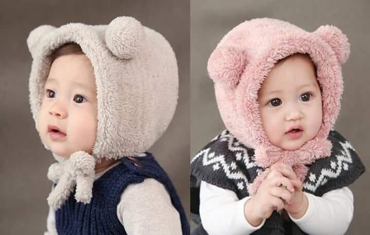 Gorro Para Bebe Niño Niña Invierno Frio Polar -   139.00 en Mercado ... 4c36d6aebb0