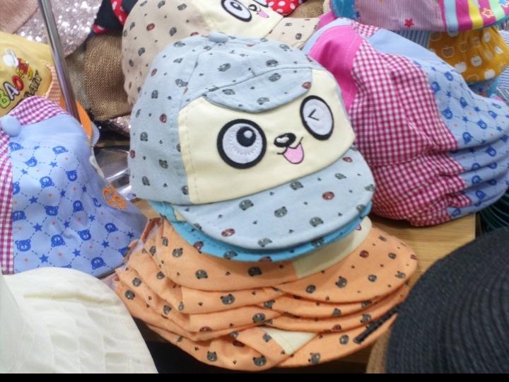 Gorro Para Bebe Niños Niñas Gorro Playero - S  240 45c27308334