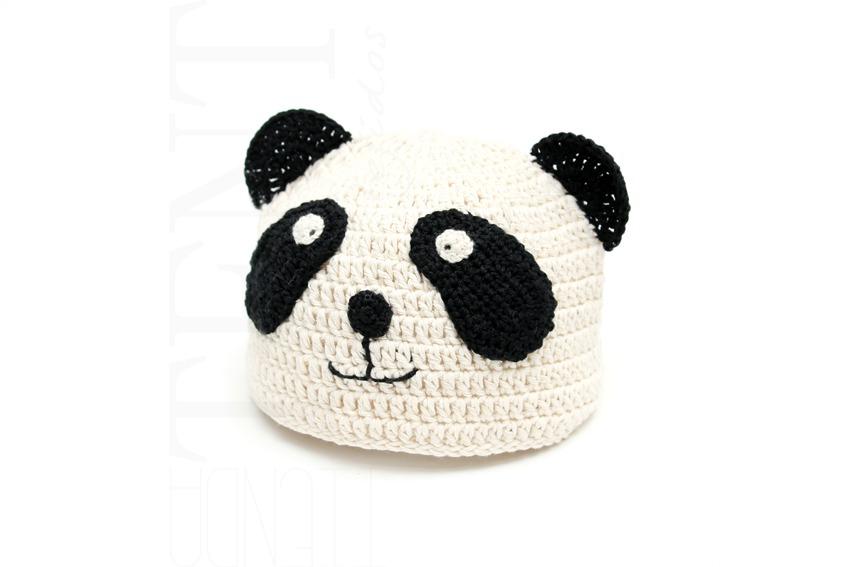 Gorro Oso Panda Para Recien Nacidos Y Bebés -   199 67a8e367713