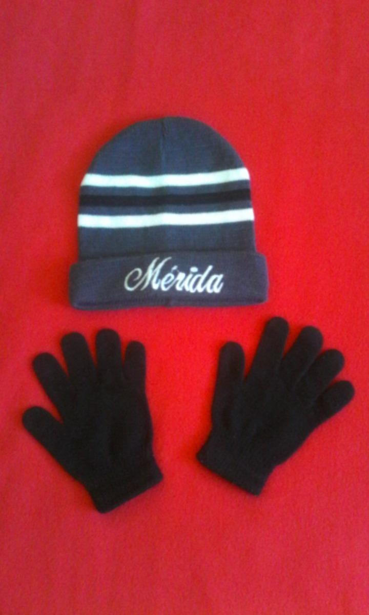 gorro pasamontaña invierno + guantes negros. Cargando zoom. c4d06bc23c7