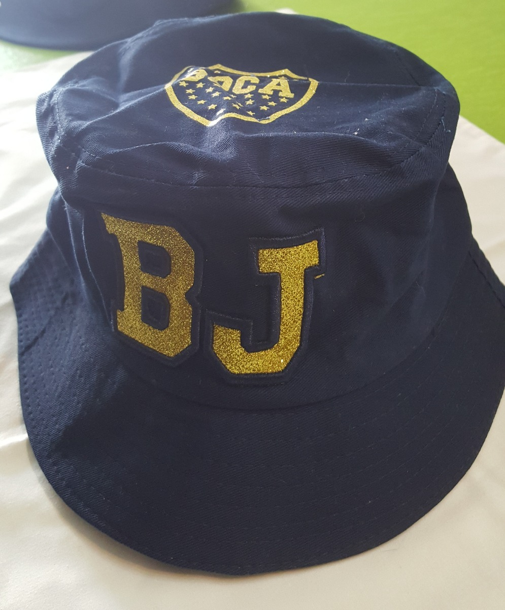 Gorro Piluso De Boca Juniors Bj Brillante Oficial -   400 4066d29864d