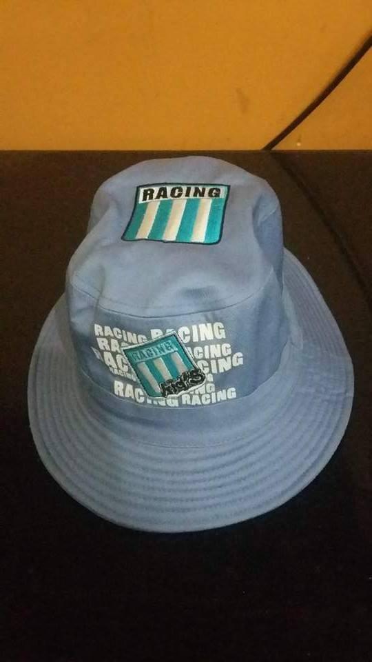 Gorro Piluso De Racing Club Para Niño -   200 c93bef5d69c