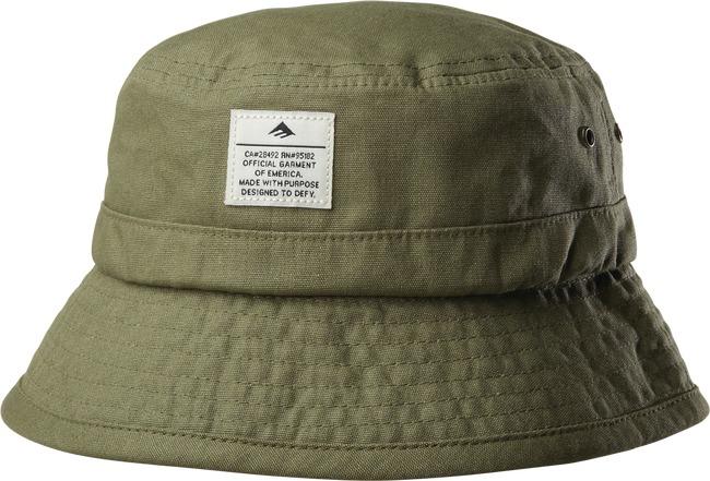 Gorro Piluso Gorra Bucket Emerica Verde -   449 1a4cef5b347