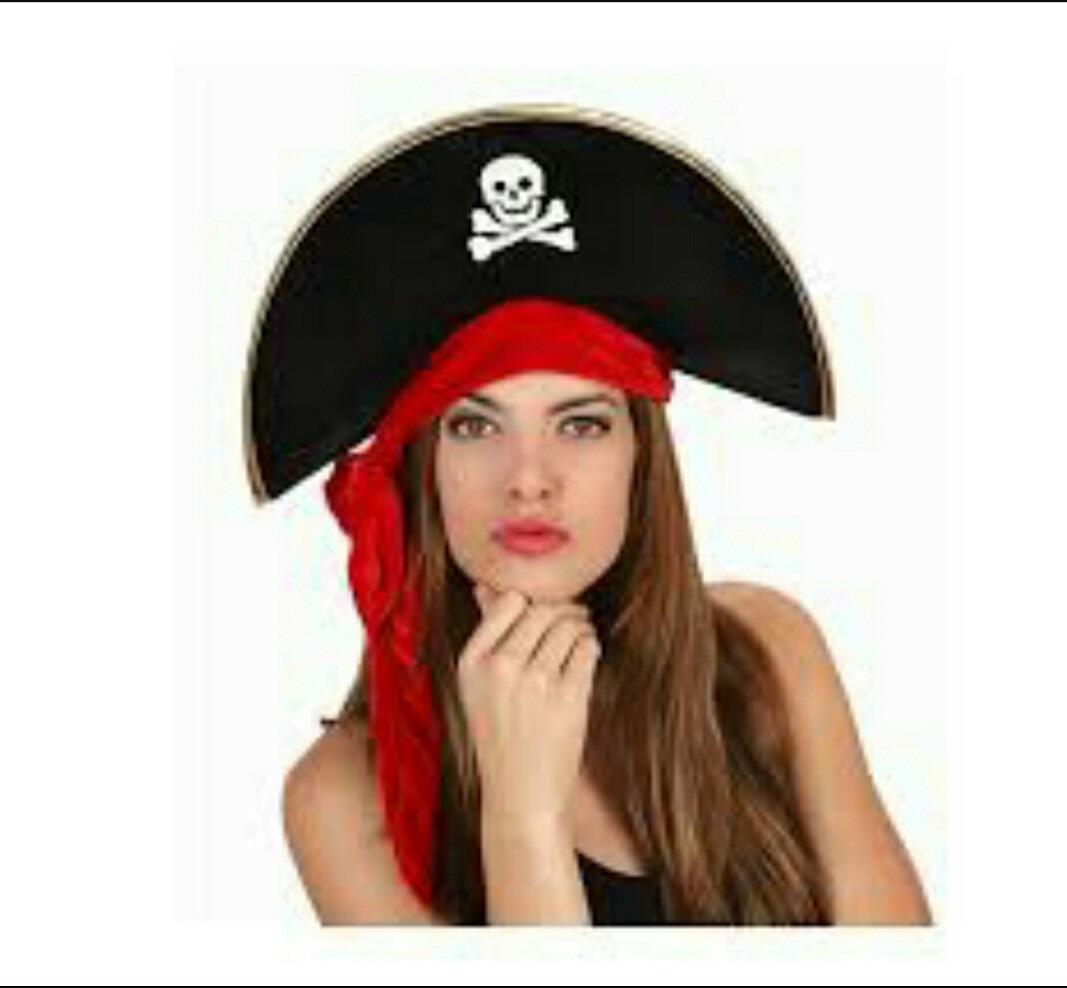 4996b3e6d18ea gorro pirata cotillon disfraz nene adulto. Cargando zoom.