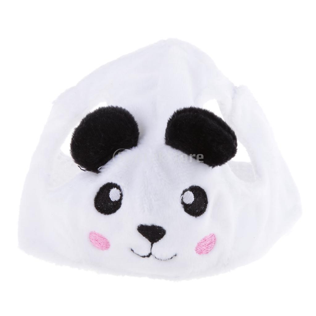 Gorro Polar De Caricatura Para Perro Con Diseño De Panda M ...