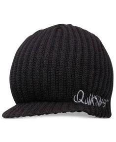 Gorro Quiksilver Beanie Black Original Unitalla Hombre -   450.00 en ... 860c132fd4b
